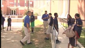 UPDATE: Allentown Students Arrested During Protest Friday
