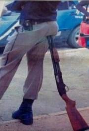 Cop Gun Safety