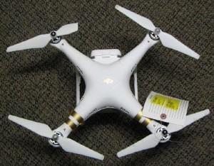 Adam's Stolen Drone