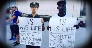 Do Blue Lives Matter More?