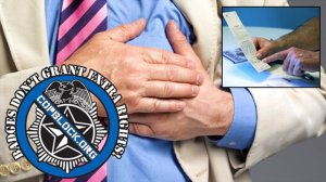 Trooper Refuses To Believe Man Having Heart Attack, Writes $1500 Speeding Ticket