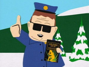 South Park's Episode On Police Brutality Gets It Right