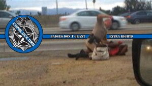 "Beating Of Black Woman By CHP Officer Deemed ""Legal And Necessary"""