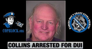 Former Las Vegas County Commissioner Tom Collins Arrested for DUI
