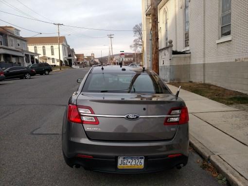 Trooper Unmarked Car
