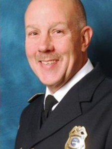 Spokane Police Chief Straub