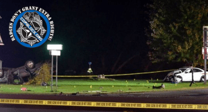 Cop Runs Stop Sign, Kills Other Motorist