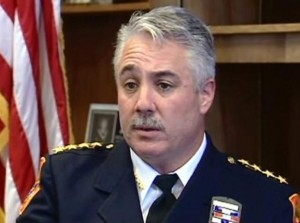 Chief James Burke Suffolk County