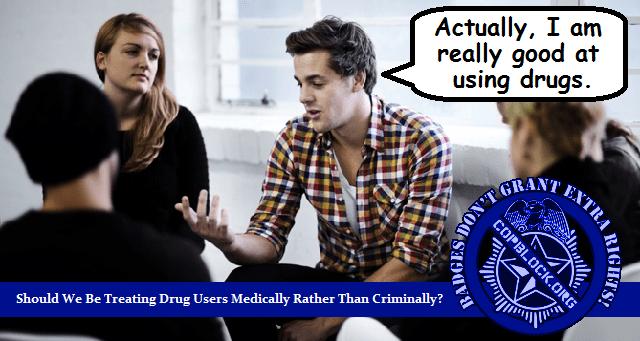 treating drug users