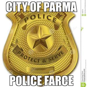 Parma, Ohio is a Police State
