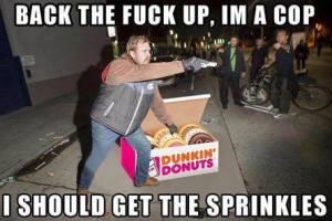 Transit Cop Convicted Of False Arrest After Dunkin' Donuts Incident