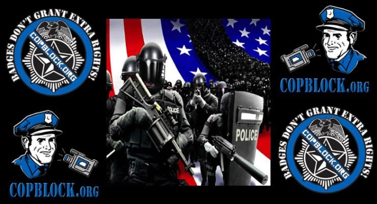 Police Brutality Anti_War