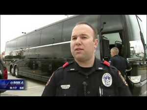 Operation Safe Driver Turns Buses Into Mobile Surveillance Units