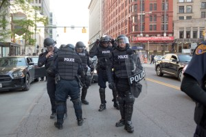 Cleveland Seeking to Buy Large Amount of Riot Gear For Republican National Convention