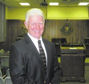 Former NV Police Chief Bill Conger