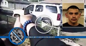 Video Shows Albuquerque Cops Unload 50 Rounds At Vehicle