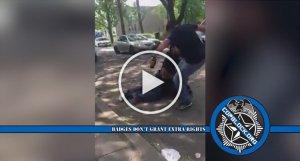 Video Shows Chicago Cop Stomp Drug Suspect's Head