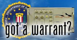Federal Judge Becomes First To Throw Out Warrantless Stingray Evidence