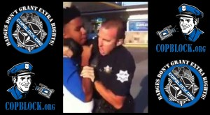Video Shows Fresno Cop with High School Student in Chokehold