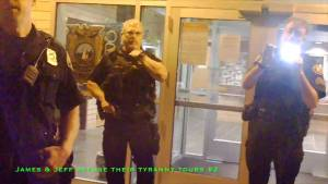 Portland Oregon's East Precinct Police – Liars and Thugs.
