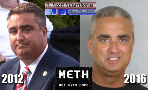 Not Even Once: Fairfax Mayor Busted in Meth for Sex Scandal