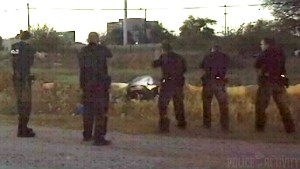 Dash Camera Video of Native American Kheyanev Littledog Shot By Midland Texas Police Released