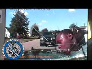 "Dash Cam Video Shows Ohio Cop Smash Car Windshield With ""Dangerous"" Handcuffed Suspect's Head"