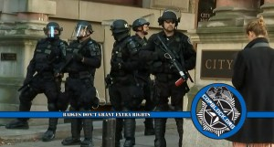 Riot Cops in Portland Pepper Spray, Arrest Protesters After City Approves New Police Contract