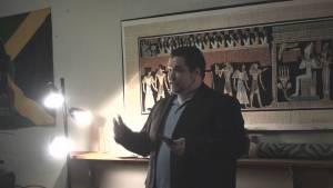 CopBlock Network Contributor Severin Freeman Speaking During Adam Kokesh's Tour