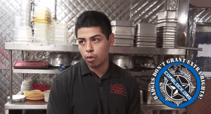 "Going's BBQ Restaurant Employee Blasts N.W.A.'s ""F=ck The Police"" While Cops Were Dining"