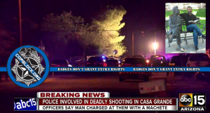 Family of Gabriel Parker in Casa Grande, Arizona Disputes Official Police Story of His Shooting