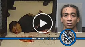 Lawsuit: Video Shows Man Writhe On Floor In Blood After Cop Slams Head Into Door