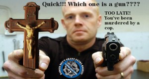 Bakersfield Cop Shot Innocent 73 Year Old Man Nine Times After Confusing Crucifix For Gun