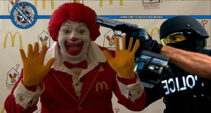Not a Happy Meal: Drunk, Impatient U.S. Marshal Pulled Gun on McDonald's Cashier and Customers
