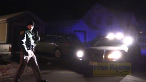 "Cop Blockers Scare Trooper Away From Pullover in Keene, NH's ""Free Streets Project"""