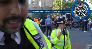 London Metropolitan Police Attempt to Demand ID From Cameraman at Hackney One Carnival