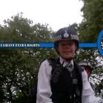 London's Metropolitan Police Harass; Attempt to Take Advantage of Autistic Cameraman