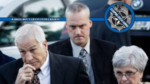 Bad Apples Don't Fall Far From the Tree: Jerry Sandusky's Son, Jeffrey, Arrested on Child Sex Charges