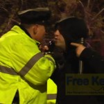 VIDEO: Cop Blocker Arrested for Crossing Street at DUI Checkpoint in Manchester