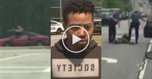 Cops Fired After Video Shows Them Elbow, Kick Man During Traffic Stop