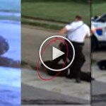 Cop Reassigned After Stomping Head Of Handcuffed Man