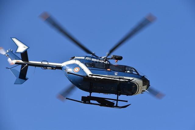 GIPEC helicóptero