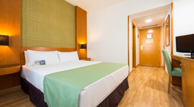 La ocupación hotelera en Elche registra un crecimiento interanual de un 6% en noviembre