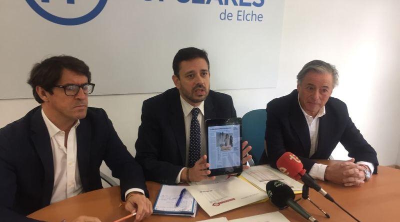 El Partido Popular denuncia la situación de la Sanidad en la Comunidad Valenciana y propone soluciones