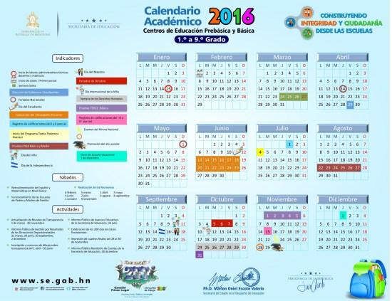 CalendarioPrimaria2016