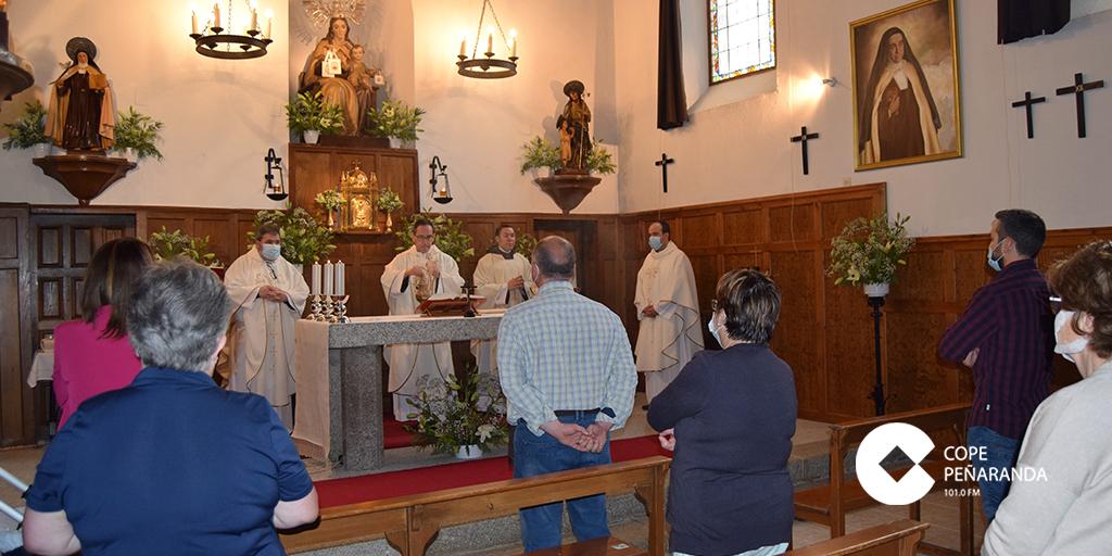 El Convento de Mancera celebra el 450 aniversario de su fundación inicial