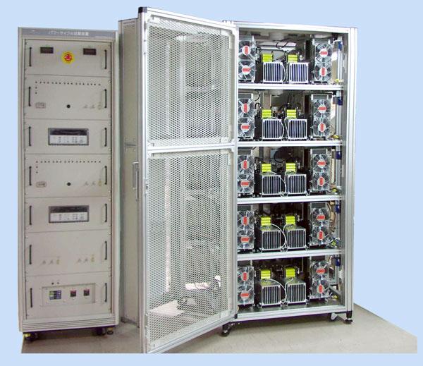 パワーサイクル試験装置