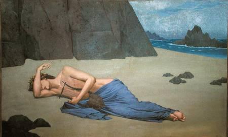 Alexandre Séon - The Lamentation of Orpheus