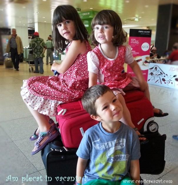 cele trei bagaje vesele