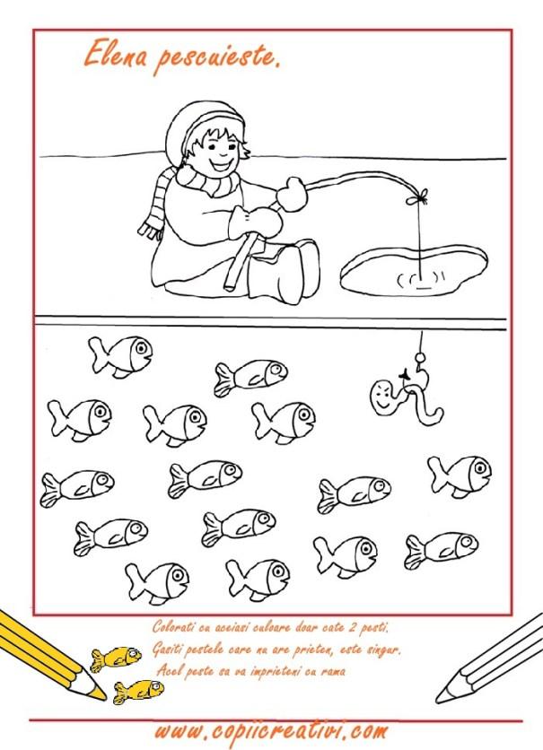 cadru -la pescuit